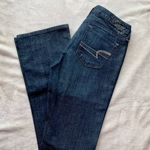 American Eagle True Boot Jeans Size 6 LIKE NEW